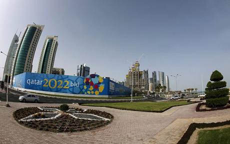 Qatar, world cup bid, qatar
