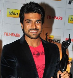Ram Charan Tej at 58th FIlmfare awards South Press Meet