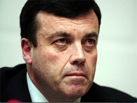 Finance Minister of Ireland