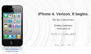 Verizon iPhone4 preorder, verizon iphone 4, iphone 4 sale
