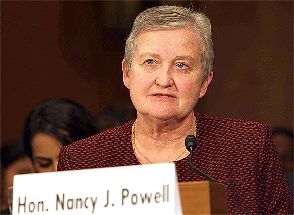 Nancy J Powell, Uttarakhand Flood