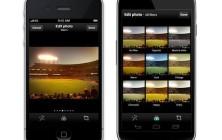 Snapshot photo sharing app