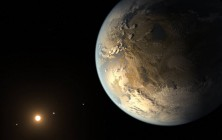 new planet discovered by NASA , kepler, another earth
