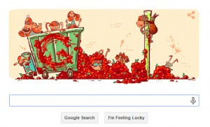 la tomatina google doodle